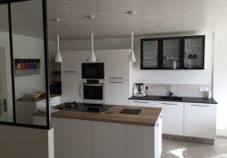 une belle cuisine moderne
