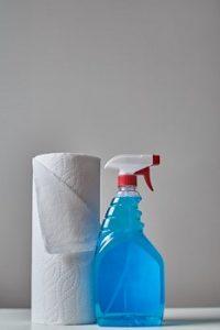 article de nettoyage