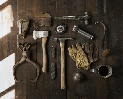 Outis de bricolages et de constructions