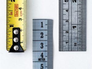 mètre pour mesurer
